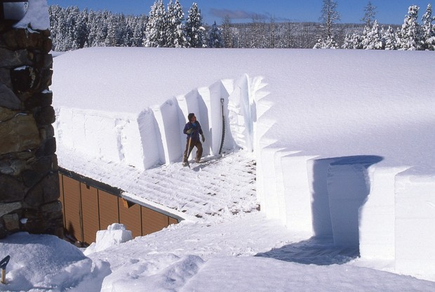 snow-removing-from-roof