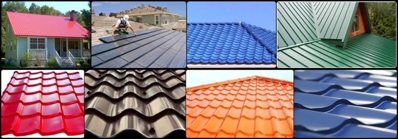 Metal Roof Tiles Worthouse
