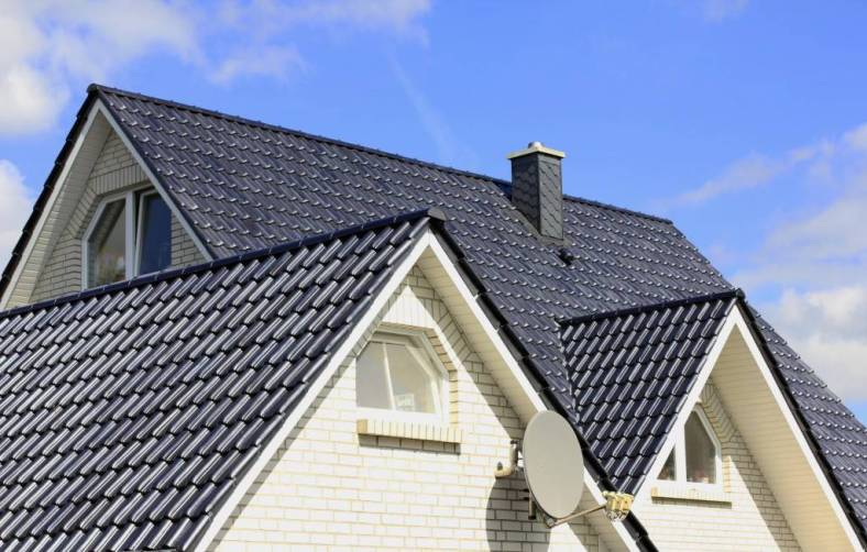 Roofing project completed by NICO